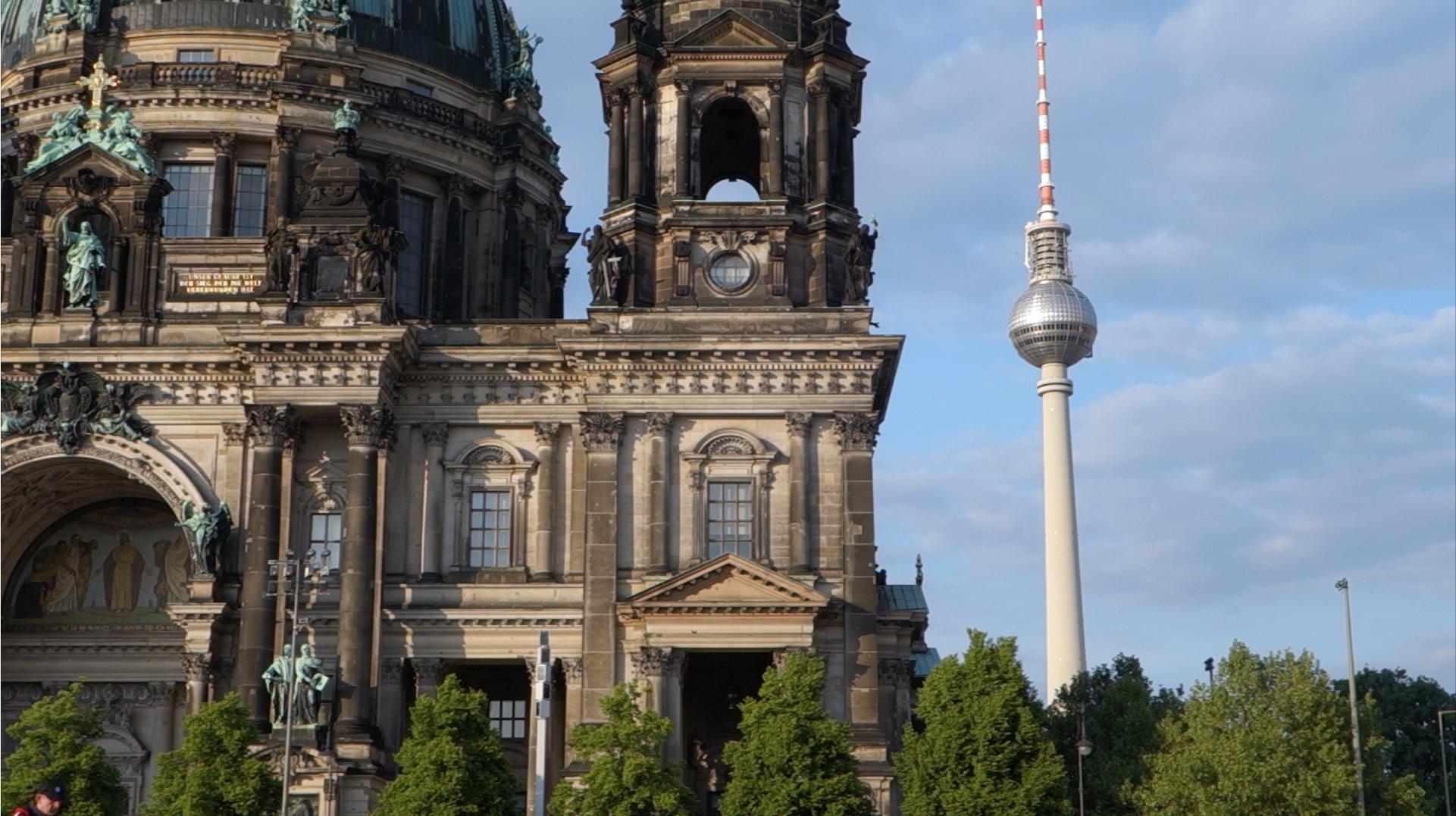 Berliner Dom Fernsehturm