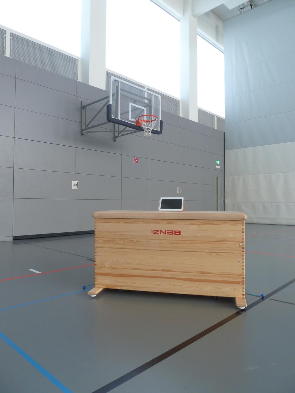 Tablet im Sportunterricht1