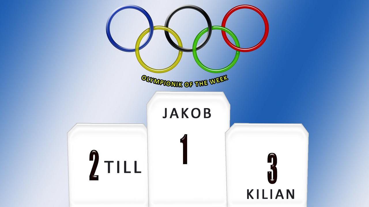 olympionik of the week
